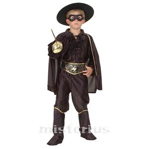 Fato Zorro O Bandido, Criança