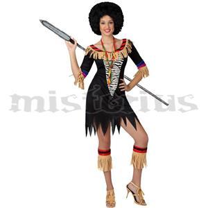 Fato Zulú Sexy