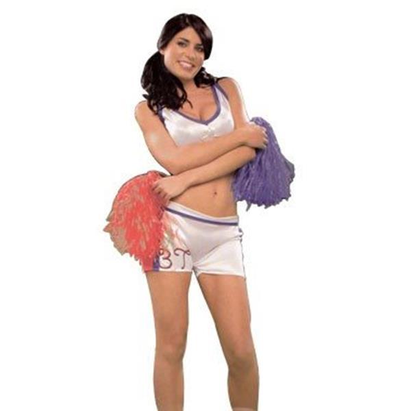 Fatos de Rapariga de Claque - Cheerleader - Mulher.