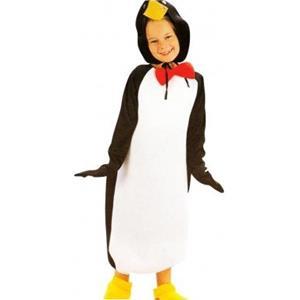 Fatos Pinguim, criança