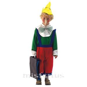 Fatos Pinoquio Menino 4-6 Anos-Disney