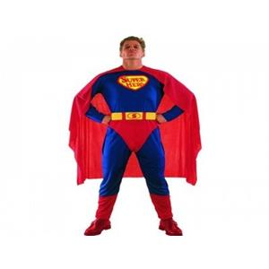 Fatos Super Homem adulto Modelo 3 ;