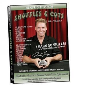 Floreados e cortescom baralhos - Card Shuffles and Cuts Poke