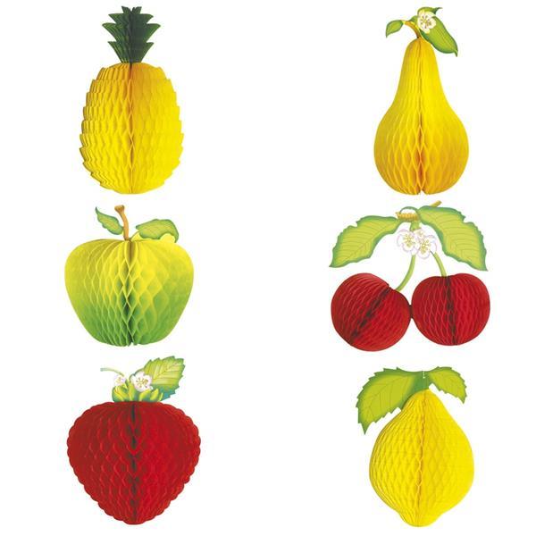 Fruta em Papel Havaiana