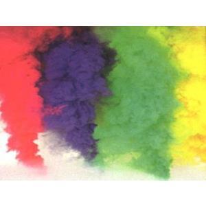Fumos Coloridos em tubo 90 seg.