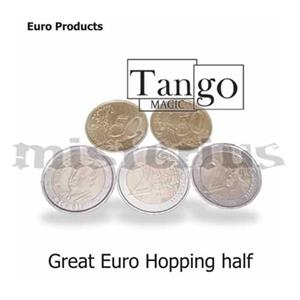Great Euro Hopping Half - by Tango Magic