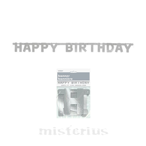 Grinalda H. Birthday Prateada, 1.21m
