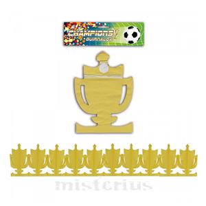 Grinalda Taça Futebol, 4MT