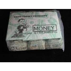 Grinaldas papel dolares 12 unidades ;