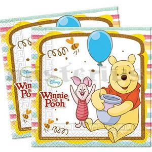 Guardanapo Winnie The Pooh, 20 Unid.
