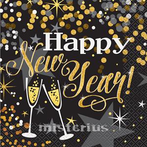 Guardanapos Ano Novo
