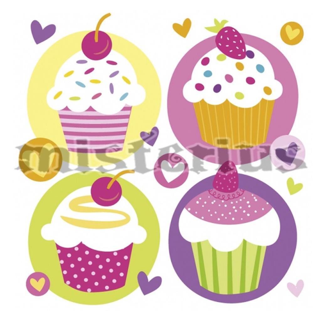 Guardanapos Cupcake