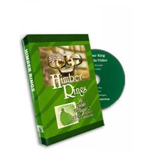 Aneis DVD - Himber Rings Greater Magic