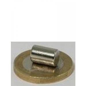 Imans noedímio cilindrico 5x10 - neodymium magnet