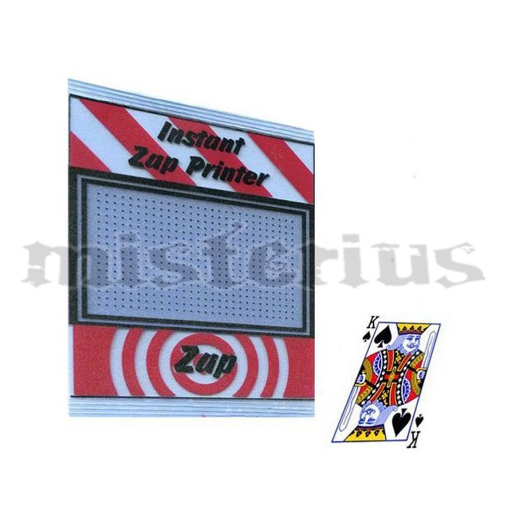 Impressão Flash Carta