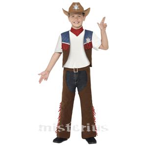 Kit Cowboy, Criança