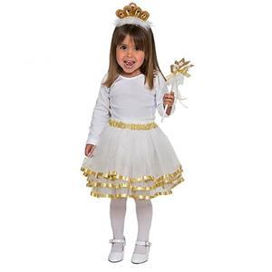 Kit Princesa Dourado, Criança