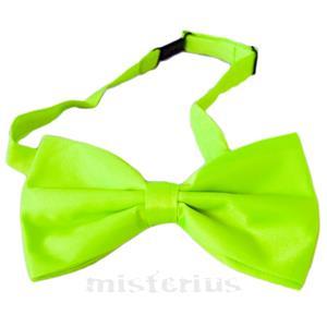 Laço Verde Fluorescente, 13cm