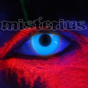 Lentes de contato Neon Azuis