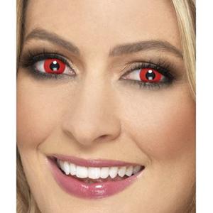 Lentes Efeito Especiais Devil