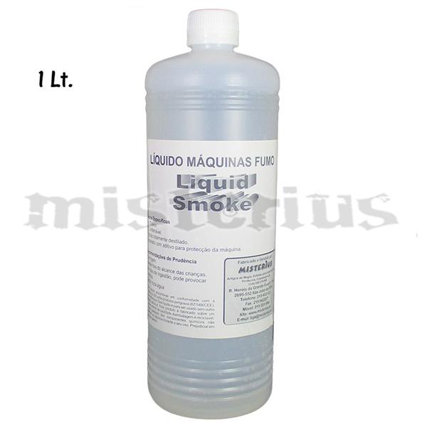 Liquido Fumo 1 Litro