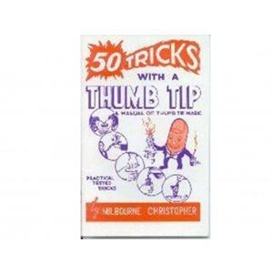 Livro FP Falso polegar 50 truques