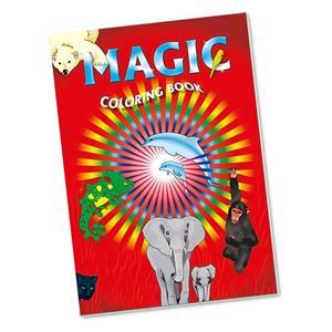 Livro Mágico Colorido A4