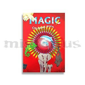 Livro Mágico Colorido A5
