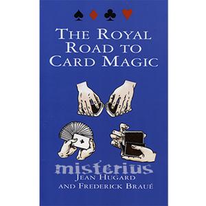 Livro Royal Road to Card Magic