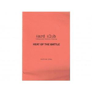 """Livros O calor da batalha-""""Heat of the battle""""-Kyle Gray"""