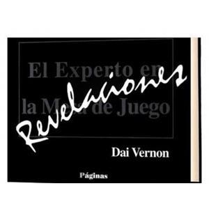"""Livros divulgações -""""Revelaciones""""-Dai Vernon"""