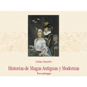 """Livros Hiostorias da magia-""""Historias de Magas Antiguas y Mo"""