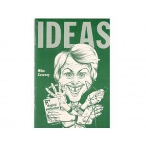 """Livros Ideias-""""Ideas""""-Mike Caveney"""
