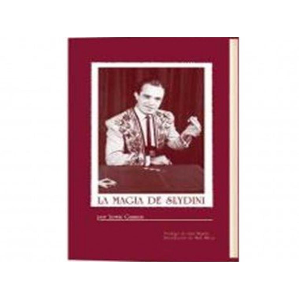 """Livros a magia do Slydini - """"La magia de Slydini"""""""