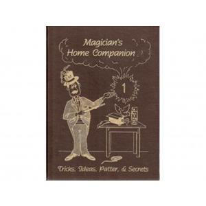 """Livros mágico companheiro-""""Magician´s home companion""""-Jim Kl"""