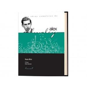Livros Obras completas Alex Elmsley