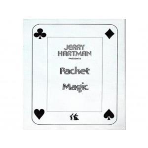 "Livros Pacotes Mágicos-2Packet Magic""-Jerry Hartman"