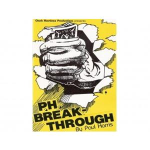 "Livros romper-""Break through""-Paul Haris"