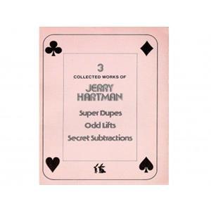 Livros Secretas formas de levitar cartas no baralho, Super D
