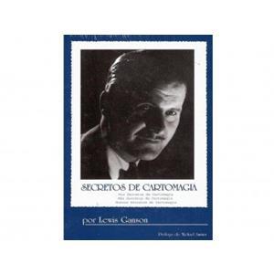 Livros Secretos de Cartomagia-Lewis Ganson