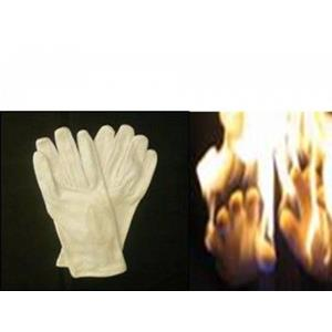 Luvas para Fogo e malabarismo -  Fire White Gloves and juggl