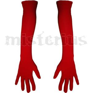 Luvas Vermelhas, 45 cm