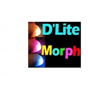 Luz nos dedos Multicolor - by Rocco D''lite- D''Lite Morph
