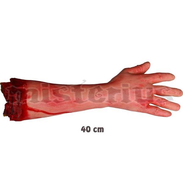 Mão Halloween Grande