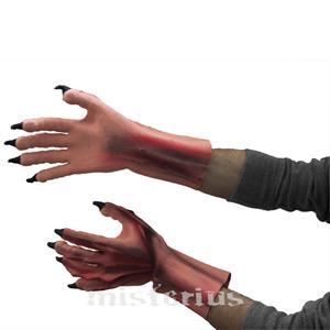 Mãos Monstro, Criança