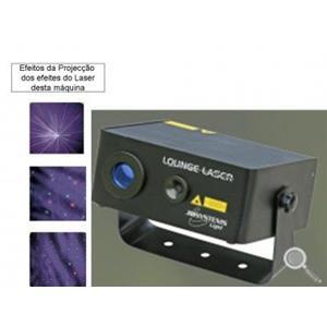 Máquina Lounge Laser JB SYSTEMS
