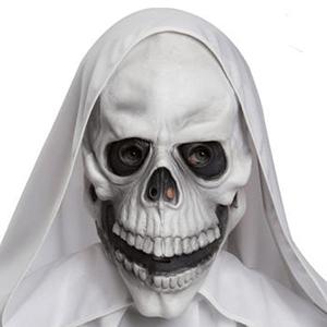 Máscara Caveira Assustadora