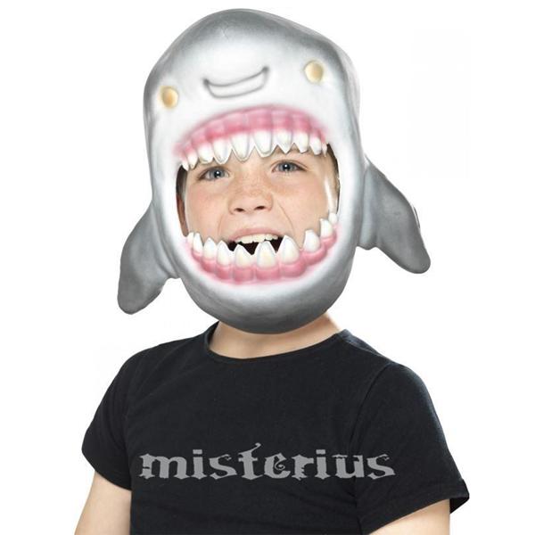 Máscara de Tubarão