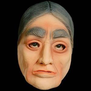 Máscara de Velha