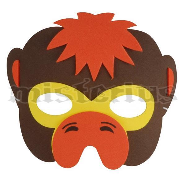 Máscara Macaco Esponja
